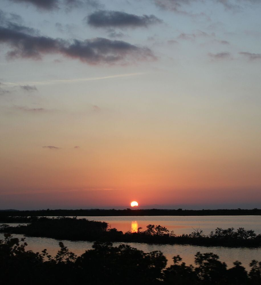 Sunset in the Keys by Jeffrey Sims