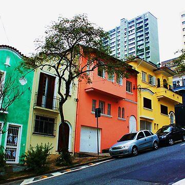 Sao Paulo by noslegof
