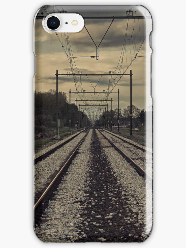 I hear the train... by TLund
