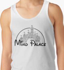 Mind Palace - (black text) Tank Top
