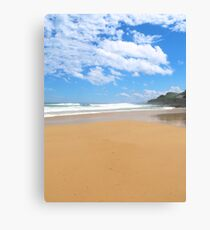 Newcastle Beach, NSW Canvas Print