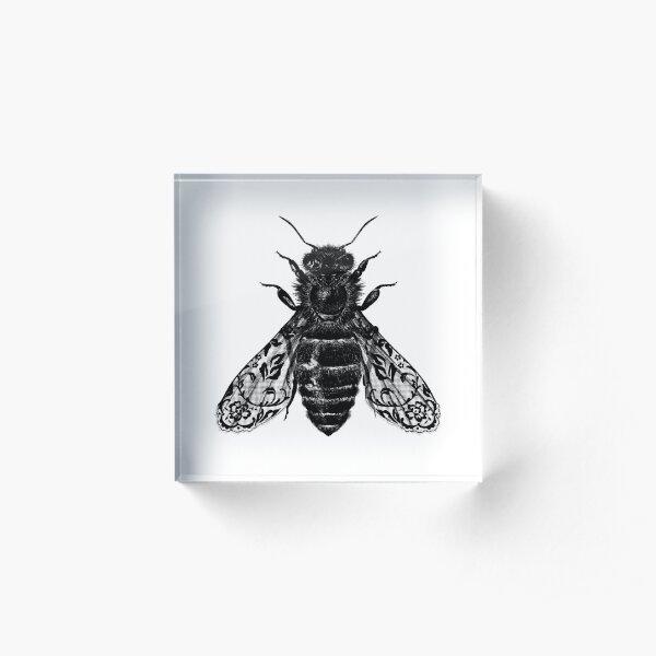 Bee All Things Acrylic Block