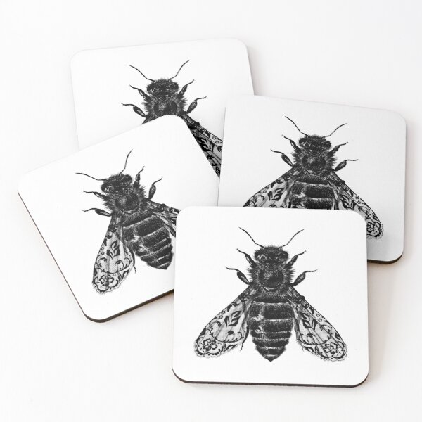 Bee All Things Coasters (Set of 4)