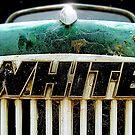 WHITE by mark thompson