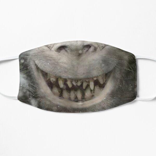 Menacing Yeti grin Mask