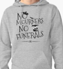 Six of Crows GREY Pullover Hoodie