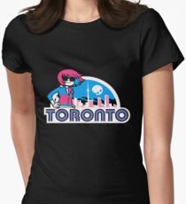 Scott Pilgrim - Toronto Women's Fitted T-Shirt