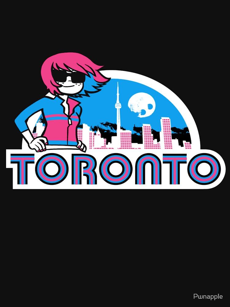 Scott Pilgrim - Toronto | Unisex T-Shirt