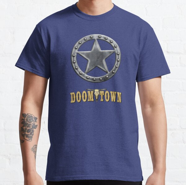 Doomtown Law Dogs Faction Classic T-Shirt