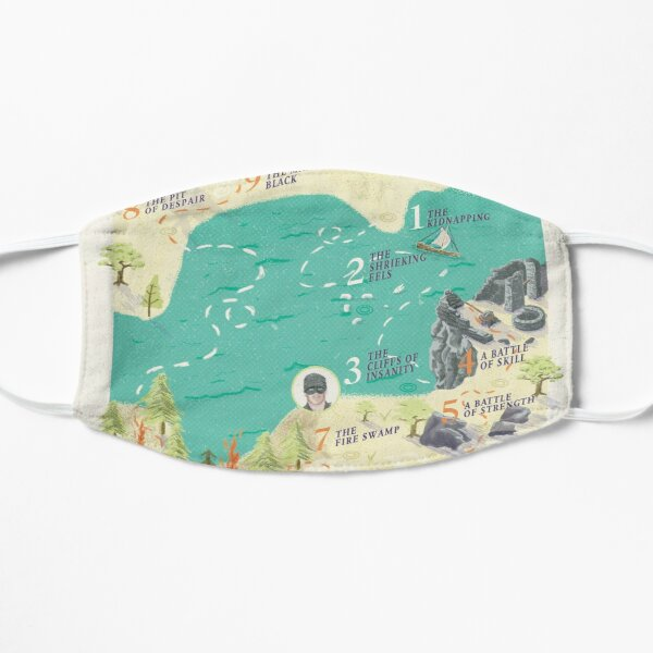 Princess Bride Discovery Map Mask