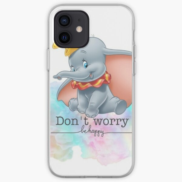 Dumbo Funda blanda para iPhone