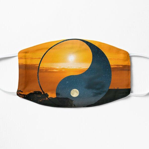 Yin Yang Flat Mask
