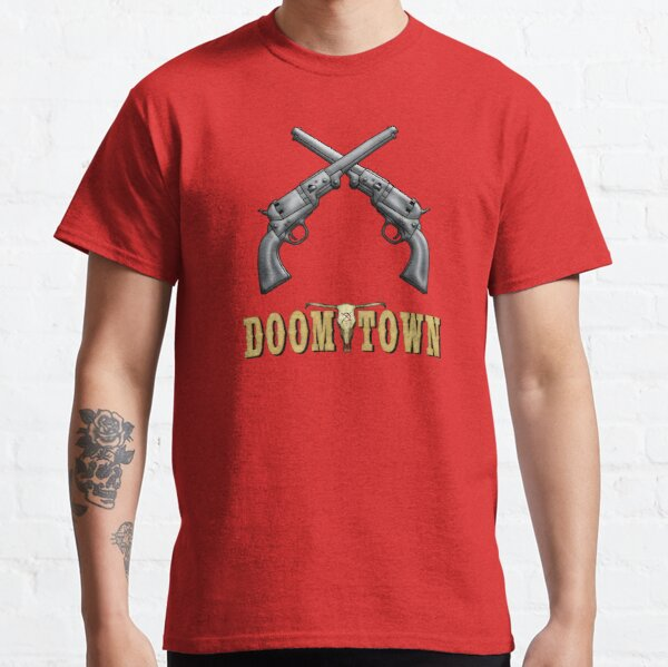 Doomtown Outlaws Faction Classic T-Shirt