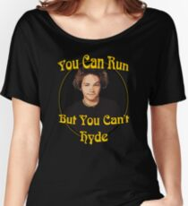 70s Show - You Can Run... Women's Relaxed Fit T-Shirt