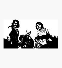 The Brute Squad Photographic Print