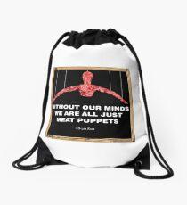 Philosophy of Mind Drawstring Bag