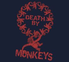 Death by 12 monkeys