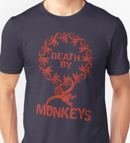 Death by 12 monkeys T-Shirt