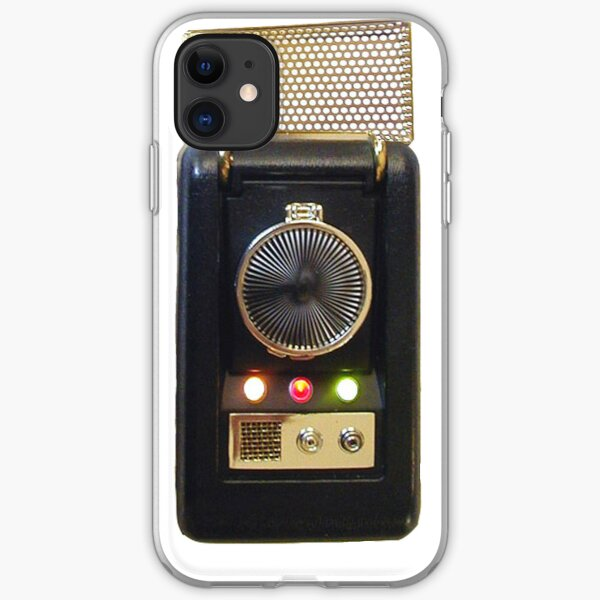 Star Trek Discovery U.S.S. Discovery Ship Silhouette iPhone 11 case