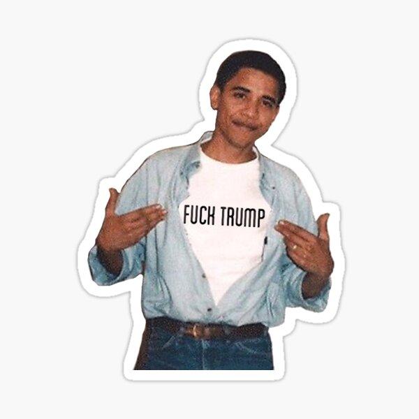 F*ck Trump Sticker