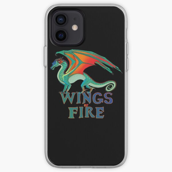 Wings Of Fire iPhone Soft Case