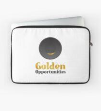 Golden Opportunities Laptop Sleeve