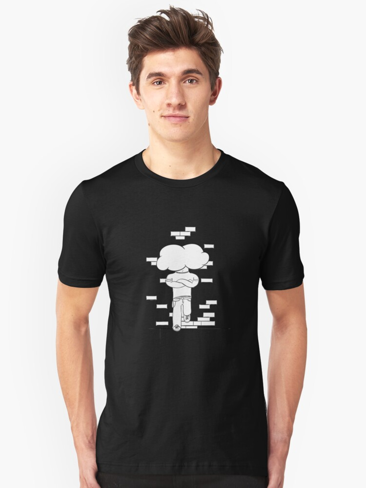 Head in the Clouds Unisex T-Shirt Front