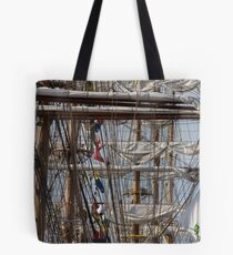 Tall Ships In Baltimore - 2 Tote Bag