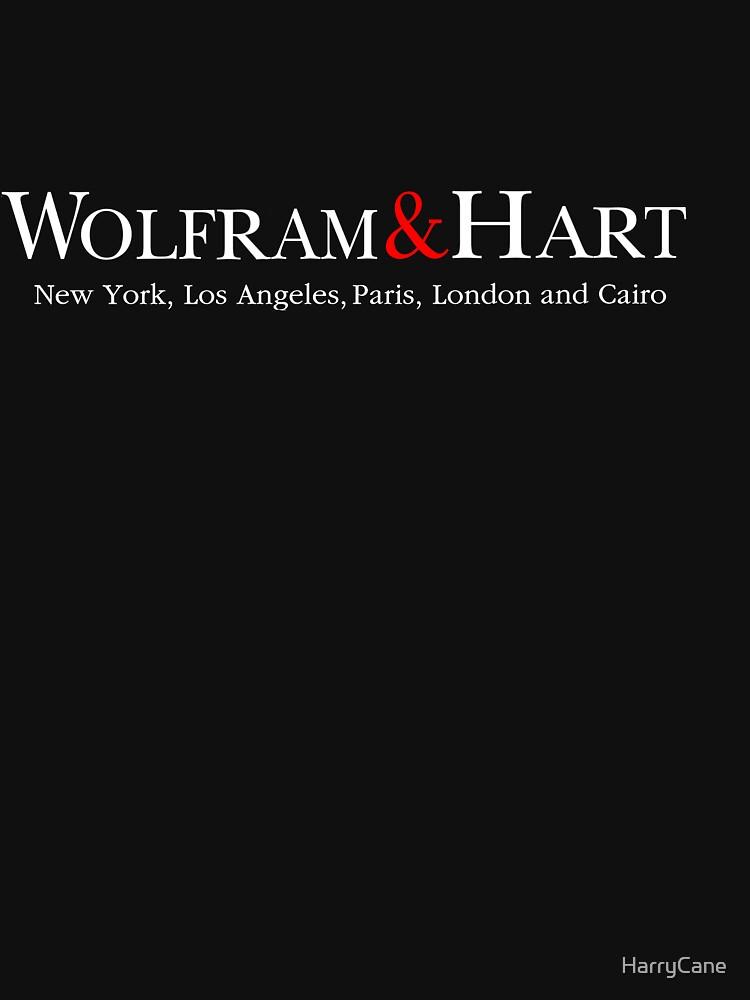 Wolfram and Hart Angel T-Shirt | Unisex T-Shirt