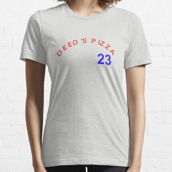 Deeds Pizza Essential T-Shirt