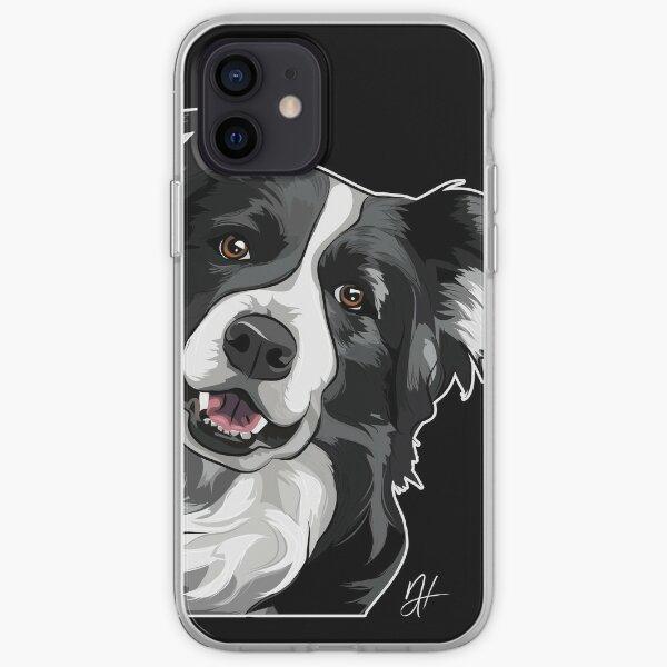 Border Collie Huetehund dog dogs iPhone Soft Case