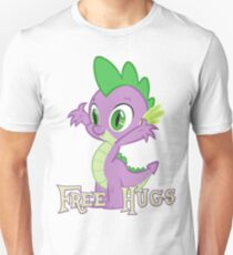 Spike Free Hugs T-Shirt