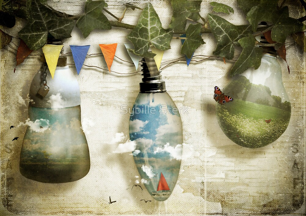 Safe Worlds by Sybille Sterk