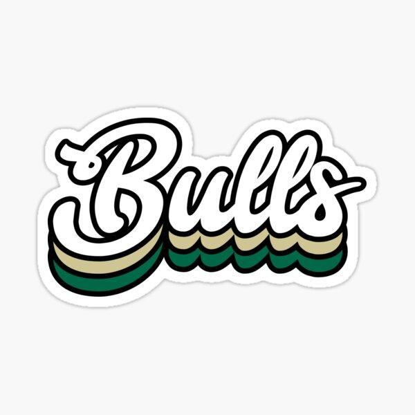 Bulls - University of South Florida Sticker