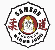 The Venture Brothers - Brock Samson Kodokan Blood Judo
