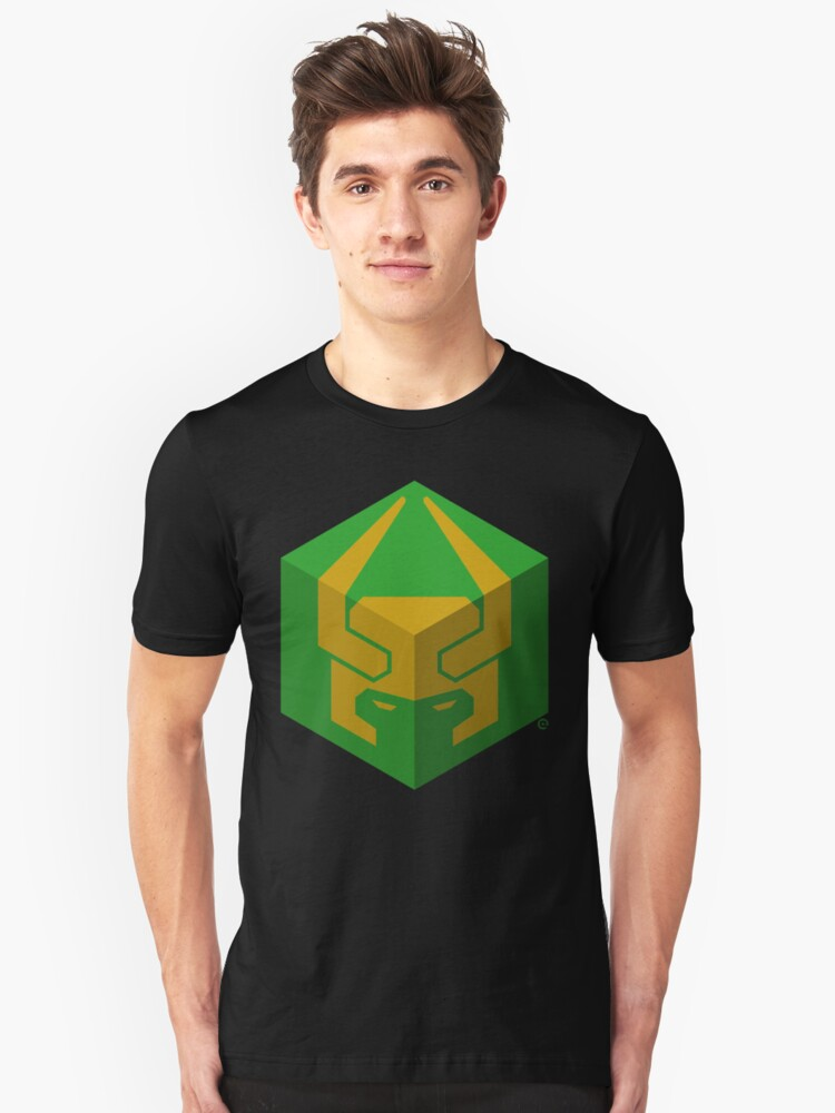 """Cube of The Trickster (The """"Lokia"""" Logo) by Eozen"""