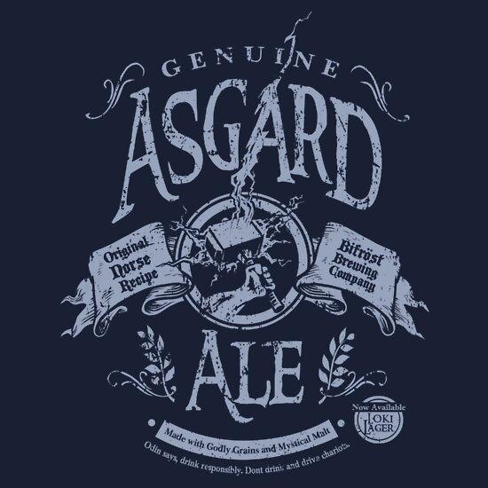 TShirtGifter presents: Asgard Ale