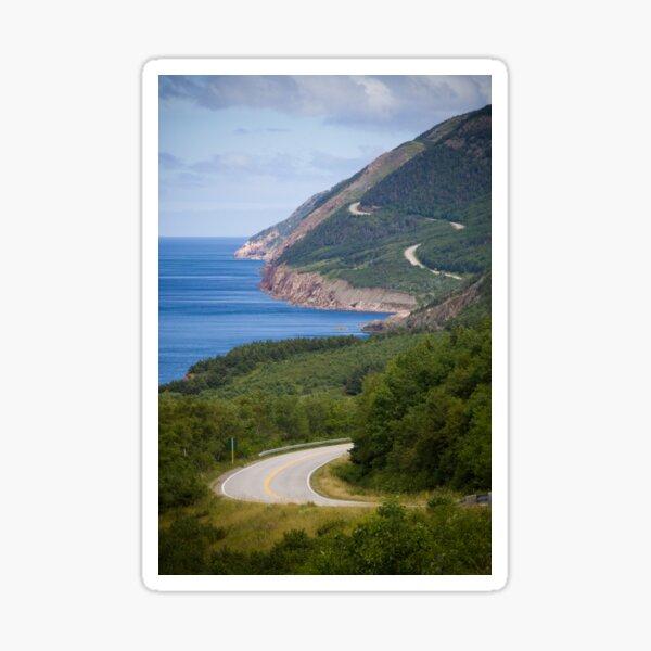 Cabot Trail #3 Sticker
