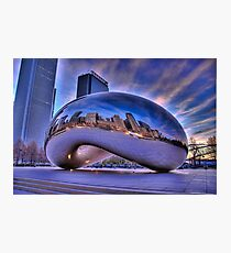 Morning at the Bean Photographic Print