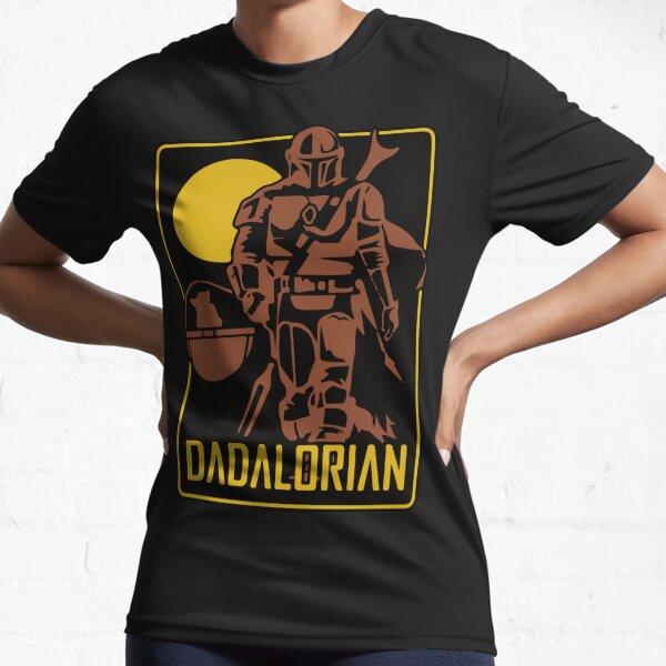 dadalorian Active T-Shirt