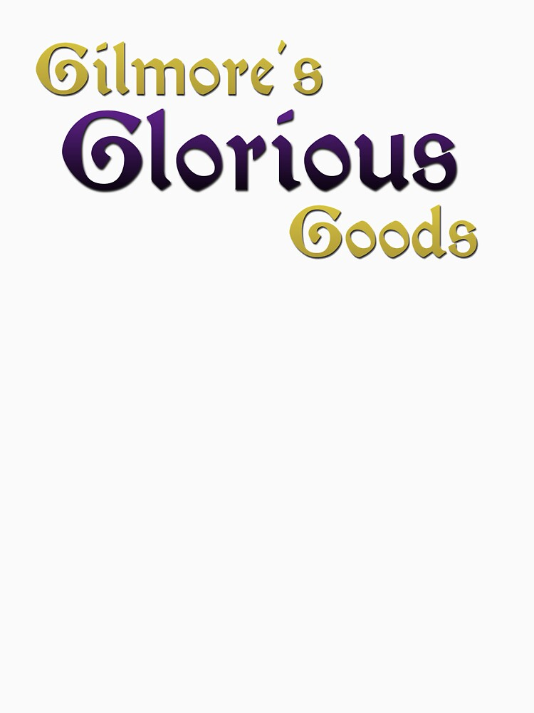 Critical Role - Gilmore's Glorious Goods! (Variant 3) by enduratrum