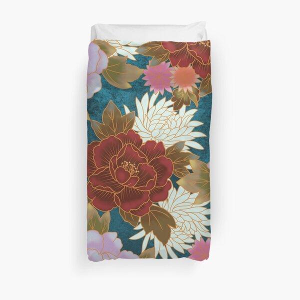 Pattern kimono V1 Duvet Cover