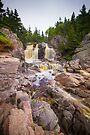 Black Brook Falls by Natalie Ord