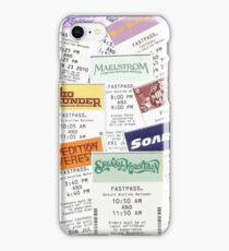 Fastpass iPhone case featuring Maelstrom iPhone Case/Skin