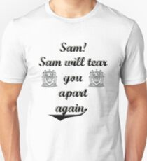 Wigan Warriors T-Shirt Sam Tomkins T-Shirt