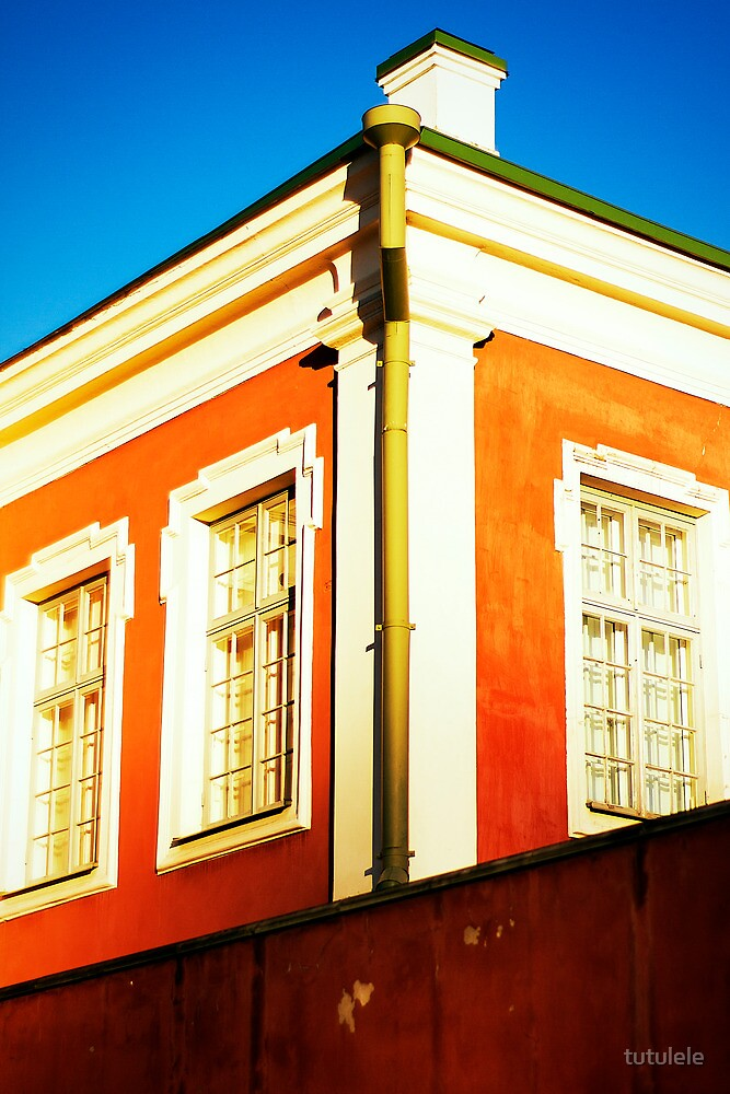 The Building by tutulele