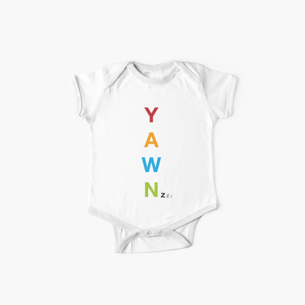 Yawn Baby Body