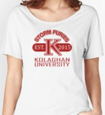 Welcome to the school of RAKDOS! Women's Relaxed Fit T-Shirt