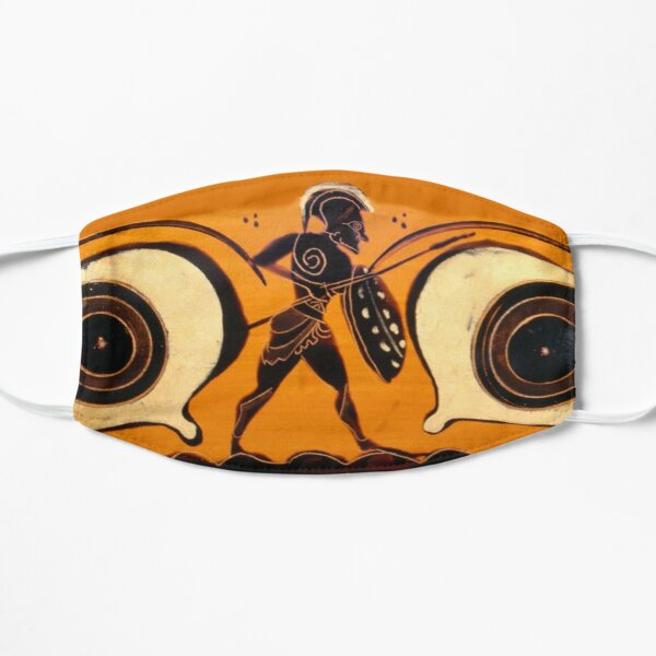Archeonerd: Warrior Mask Flat Mask