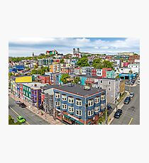 The City of 10,000 Colours Photographic Print
